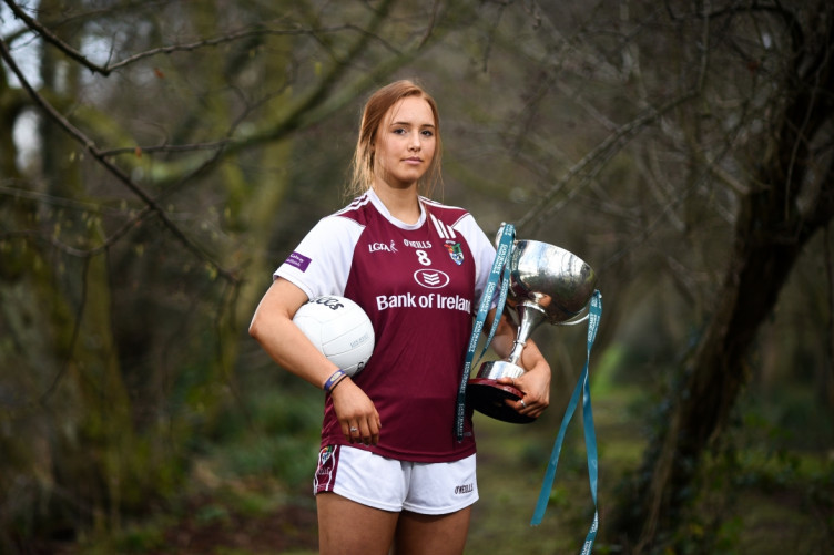 Galway and NUIG star Siobhan Divilly.