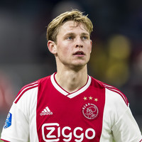 Barcelona complete €75 million move for promising Ajax star Frenkie de Jong