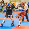 'Growing up, I was told that kickboxing isn't a female sport'