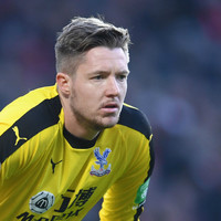 Crystal Palace goalkeeper Hennessey charged over alleged Nazi salute