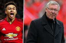 Lingard reveals special meeting with Sir Alex that inspired him to make it at Man United
