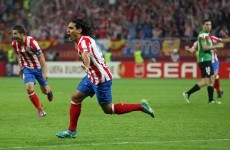 As it happened: Atletico Madrid v Athletic Bilbao, Europa League final
