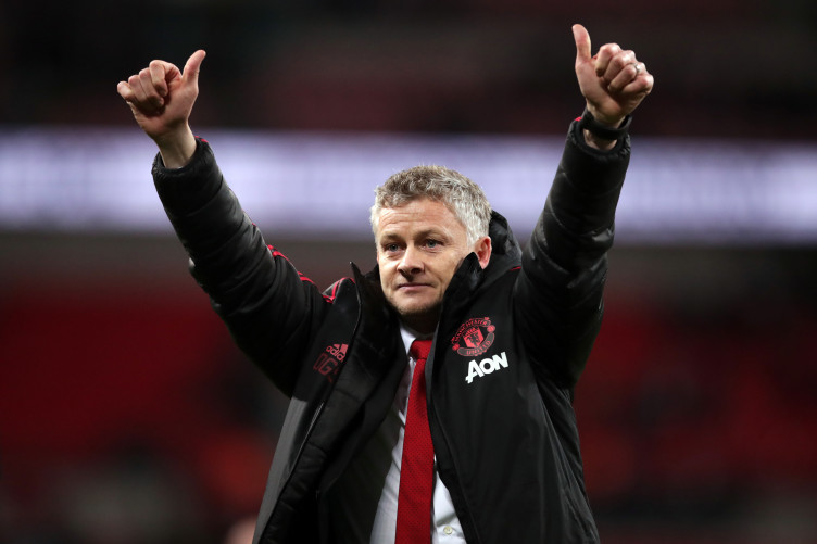 Solskjaer has made no secret about his desire to secure a permanent deal as Man Utd boss.