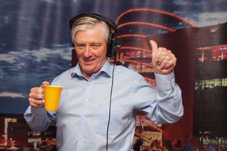 Newstalk presenter Pat Kenny