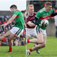 Mayo hand out league debuts to two forwards for Saturday's clash against Roscommon
