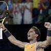 Ruthless Nadal routs Tsitsipas to reach Australian Open final
