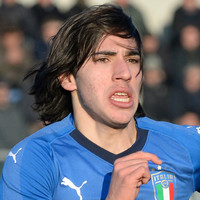 Liverpool target 18-year-old Italian prospect Tonali, but face competition from Roma
