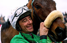 Back in action - Presenting Percy makes winning return for Davy Russell as hopes for Gold Cup grow