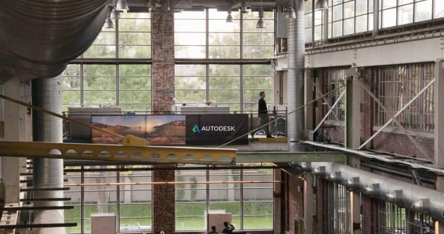 Autodesk shifted its EMEA base from Switzerland to Ireland because it needed better talent