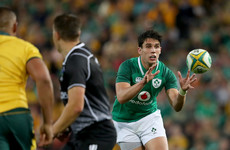 'Joey Carbery could play 10 for any of the teams in the Six Nations' - Jackman
