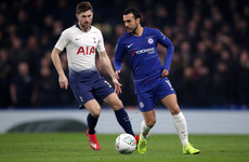 As it happened: Chelsea v Tottenham, Carabao Cup semi-final second leg
