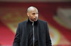 Monaco suspend coach Thierry Henry amid question marks over his future