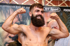 Irish fighter Jono Carroll's world title fight confirmed for St Patrick's weekend