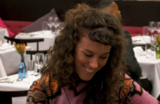 One of the couples on this week's First Dates seemed spookily destined for each other