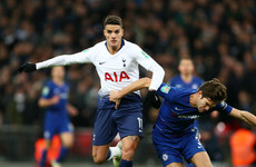 'It's hard but we need to keep going' - Lamela calls for Spurs to bounce back quickly