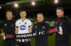 Dundalk announce signing of Wigan Athletic midfielder