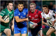 Here are the quarter-final fixture details for the Irish sides in European knockout rugby action
