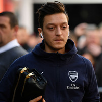 'Ozil is a wasted talent,' claims former Arsenal favourite