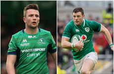 'They never changed' - the midlands boys with Six Nations dreams who stay true to their roots
