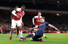 As it happened: Arsenal vs Man United, FA Cup fourth round