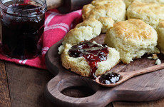 Your Sunday Gram: It's rotten out, so just stay inside and make scones