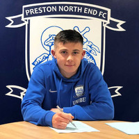 Cork teenager O'Reilly rewarded with first professional contract at Preston