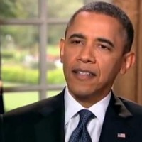 Video: How Obama went from supporting gay marriage... to supporting gay marriage