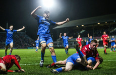 Leinster ride their luck as Daly delivers win over Scarlets