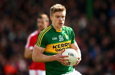 Walsh named on bench for Kerry league opener as Keane selects strong side for Tyrone clash