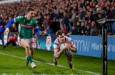 Ulster snatch last-gasp draw to break Benetton hearts in Belfast