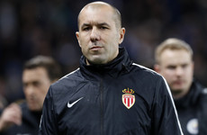 Monaco replace Henry with former coach - three months after he was sacked