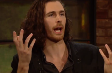 Hozier reminded the nation just how shameful it is be to labelled 'no craic'