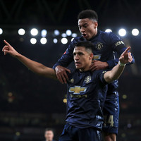 'I told him in training: Listen, you're going to score' - Lukaku says he predicted Sanchez FA Cup heroics