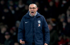 'It is very risky to criticise your players in public' - Chelsea legend warns Sarri