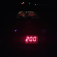 Man arrested after gardaí catch him driving at 200km/h in 100km/h zone