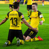 Dortmund score three goals in seven minutes to go nine points clear in Bundesliga