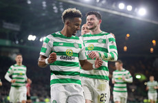 McGregor, Christie and Sinclair on target as Celtic stretch lead to three points
