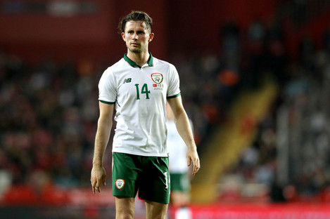 Alan Browne was on target again for Preston this weekend.