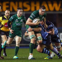 Late Boyle try means Connacht make do with losing bonus point against gutsy Cardiff