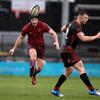Van Graan and captain Bleyendaal hail Munster's fringe players in narrow Dragons win