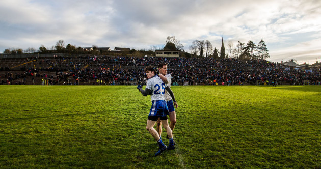 Monaghan topple All-Ireland champions Dublin once again in Clones league opener