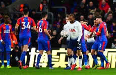 Another FA Cup surprise as Crystal Palace dump out Tottenham