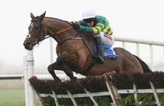 Espoir D'Allen moves into Cheltenham Champion Hurdle contention with impressive Naas showing