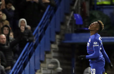 Wantaway Hudson-Odoi on target as Chelsea cruise past Sheffield Wednesday