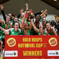 Stunning Sorcha Tiernan display guides Liffey Celtics to National Cup