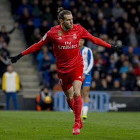 Gareth Bale back with a bang as 10-man Real Madrid overcome Espanyol