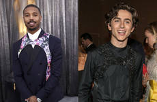 Here's where you can get a faux-designer harness à la Timothée Chalamet and Michael B Jordan