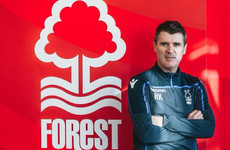 Roy Keane reunited with Martin O'Neill as Nottingham Forest assistant manager