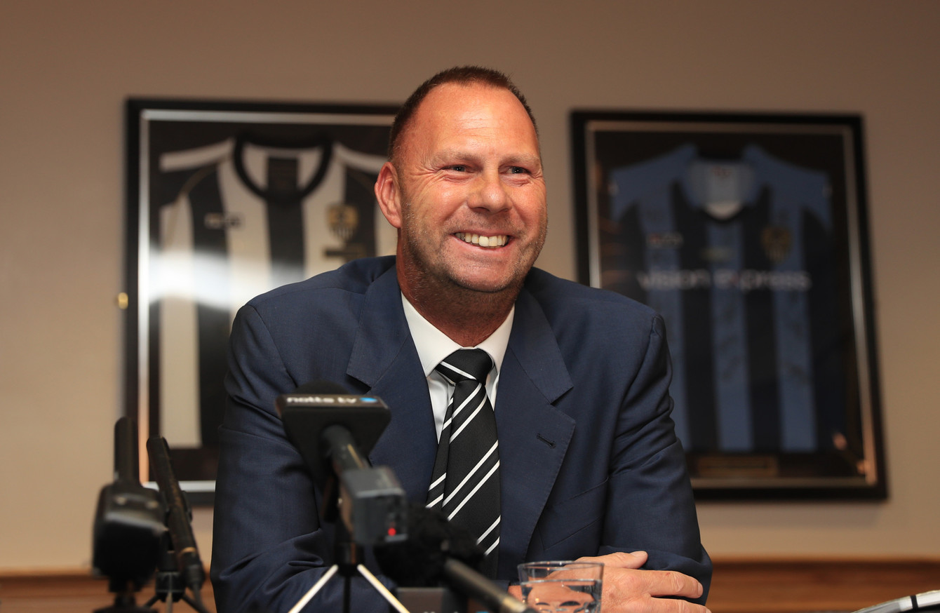 Notts County owner accidentally tweets inappropriate image