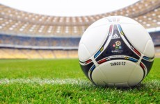 Here's the match ball that Europe's top footballers will be grumbling about next month